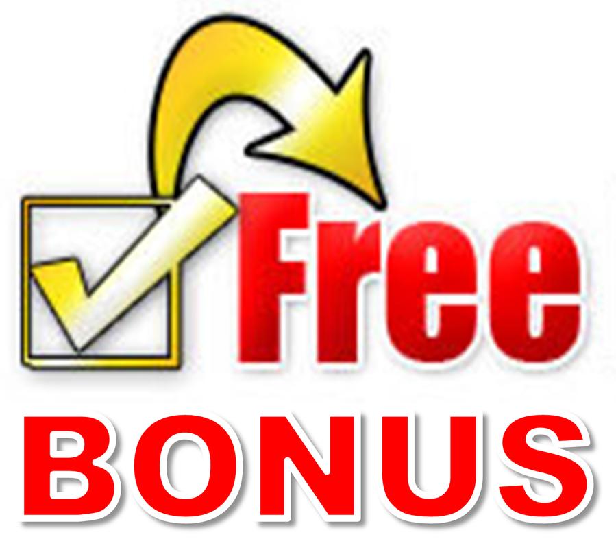 Free bonus with Webinar