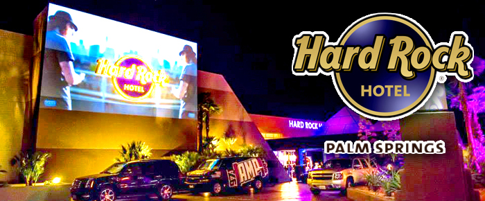 Hard Rock Palm Springs