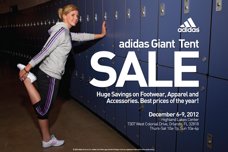 adidas Highland lakes Center