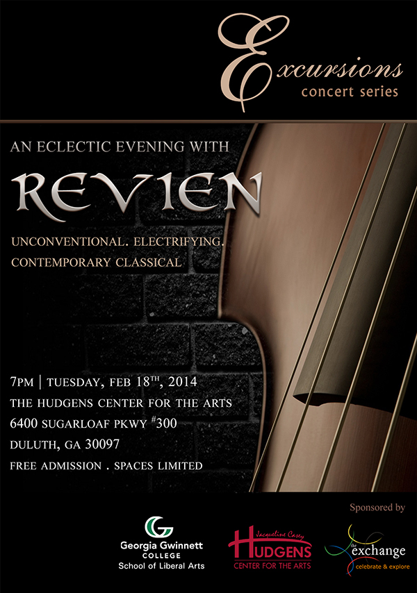 The Excursions: an Evening with Revien