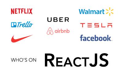 Companies on ReactJS
