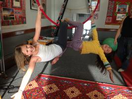 Circus Arts 1/2 Day Program for Kids Summer 2013.  Session 1 - ...