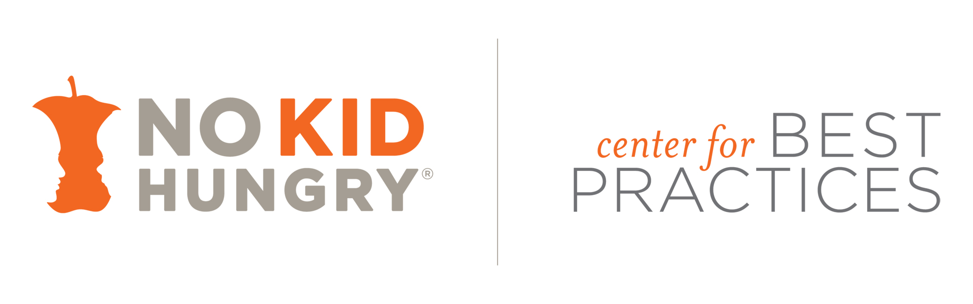 No Kid Hungry Center for Best Practices Logo