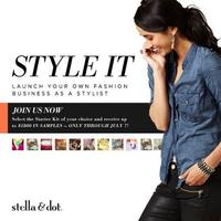 Stella & Dot Local Opportunity Event & Monthly Stylist...