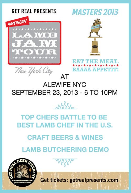 Lamb Jam Masters 2013