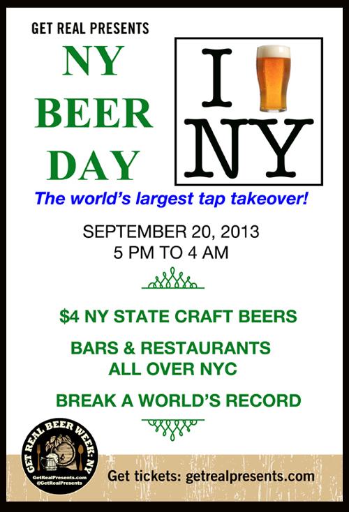 NY Beer Day