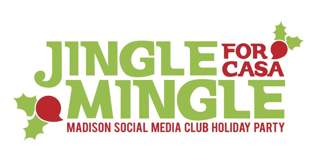 Jingle Mingle for CASA logo