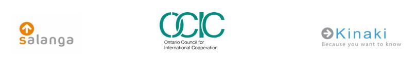 Kinaki, OCIC and Salanga Logos
