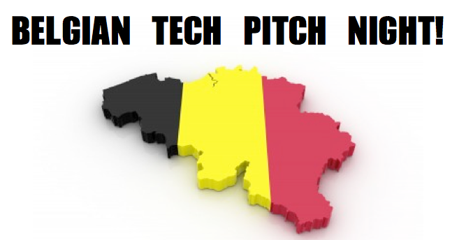 Belgia Tech Pitch Night
