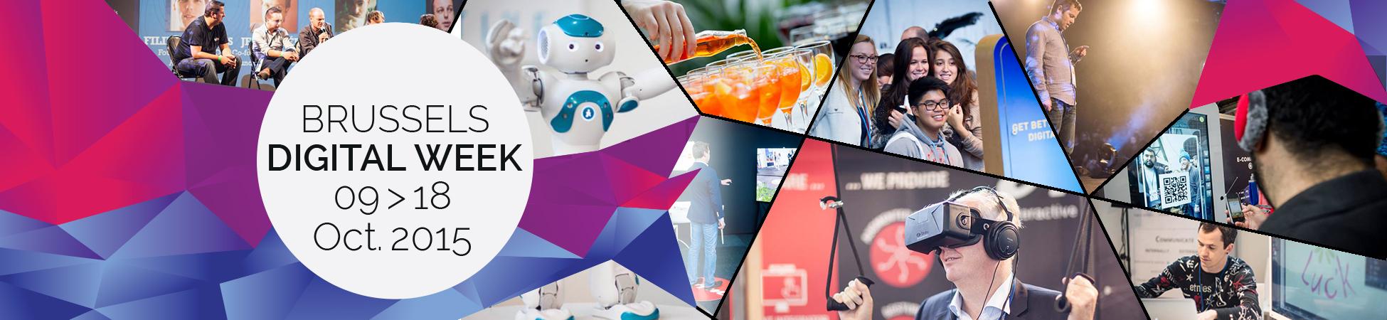 Brussels Digital Week