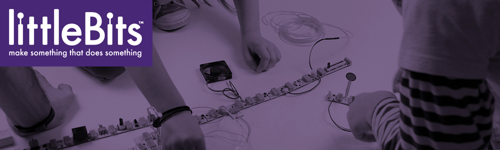 LittleBits Girleek Brussels Chapter
