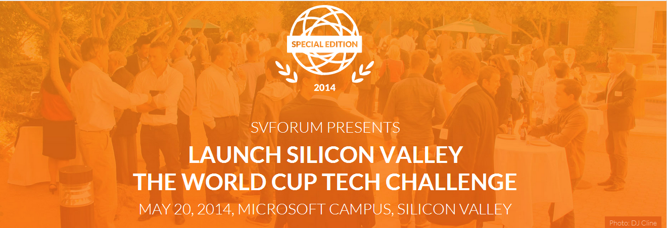 Launch: Silicon Valley - The World Cup Tech Challenge