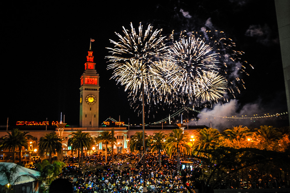 New Years In San Francisco 2020 NYE 2020   LIVE FIREWORKS ON THE EMBARCADERO   OPEN BAR Tickets