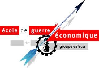 Logo de l'Ecole de Guerre Economique