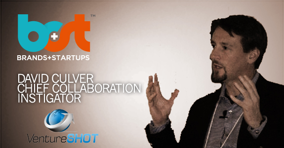 David Culver, VentureSHOT