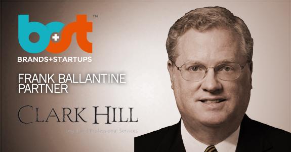 Frank Balantine, Clark Hill