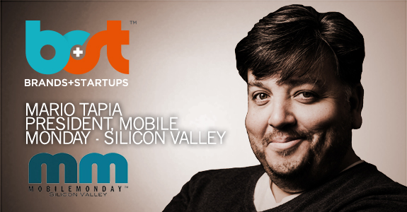 Mario Tapia, Mobile Monday Silicon Valley