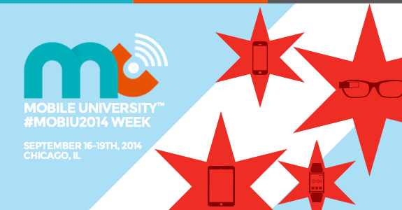 Mobile University Week 2014, Chicago