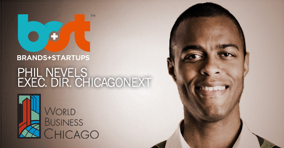 Phil Nevels, World Business Chicago