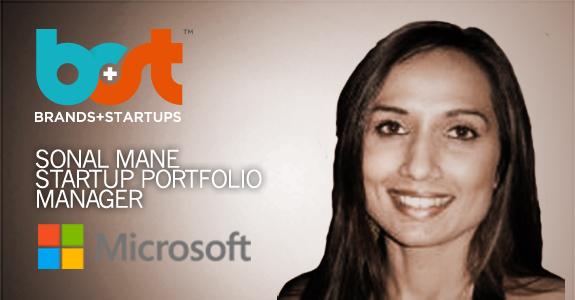 Sonal Mane, Microsoft