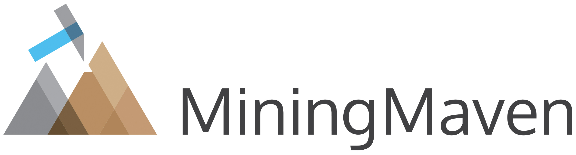 Mining, Metals Exploration + Blockchain