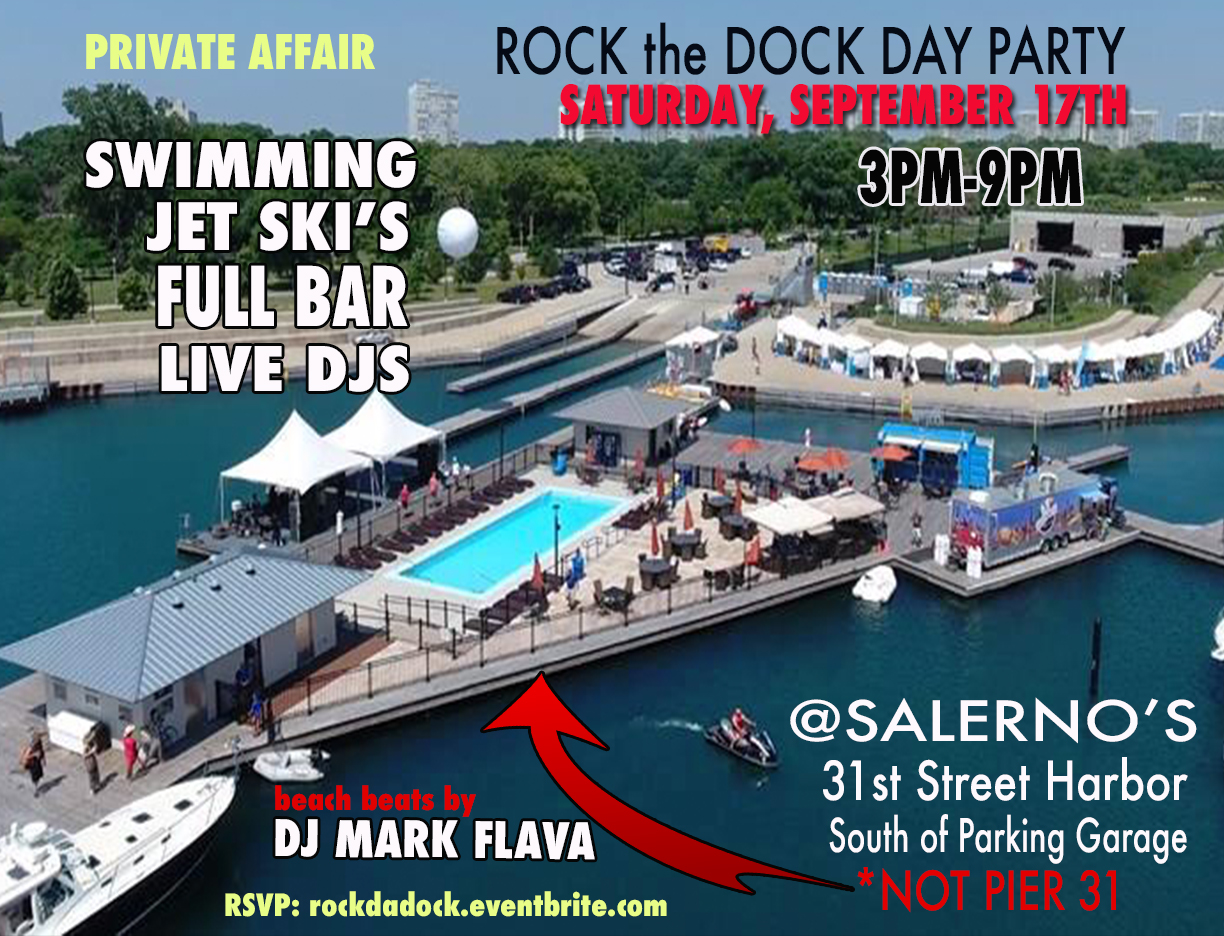 Rock the Dock Day Party Tickets, Sat, Sep 17, 2016 at 3:00 PM ...