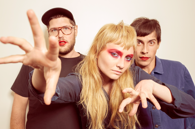 Cherry Glazerr band