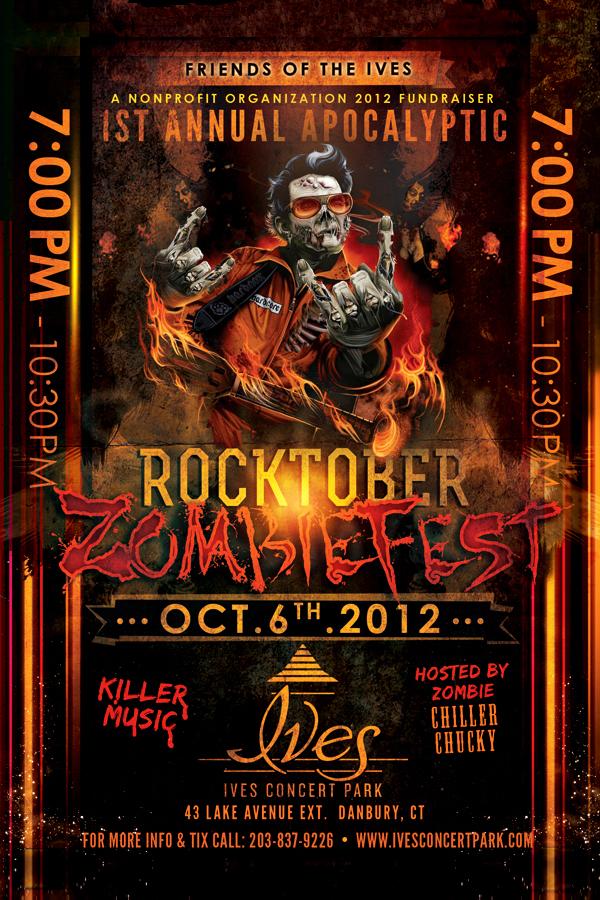 Rocktober ZombieFest