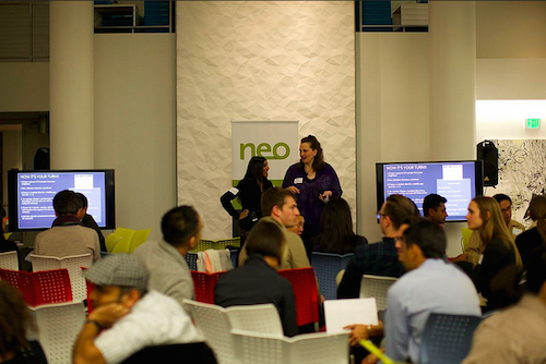 Event at Neo