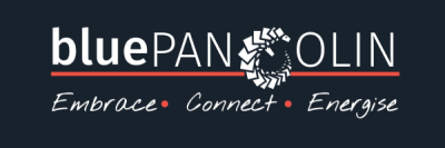 bluePANGOLIN Logo