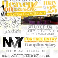 2nd Annual Heaven On Earth All White Rooftop Soiree | Drink...