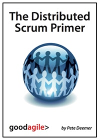 booklet for distributed scrum