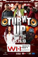 THE TURN'T UP CONCERT