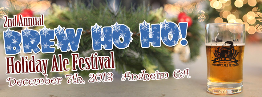 2nd Annual OC Brew Ho Ho! Holiday Ale Festival