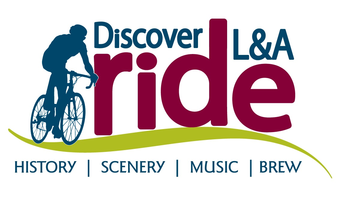 Discover L&A Ride Logo