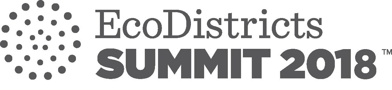EcoDistricts Summit 2018