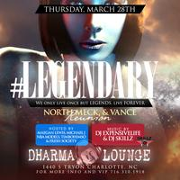 #Legendary Vance vs North Meck Reunion w/ DJ Skillz