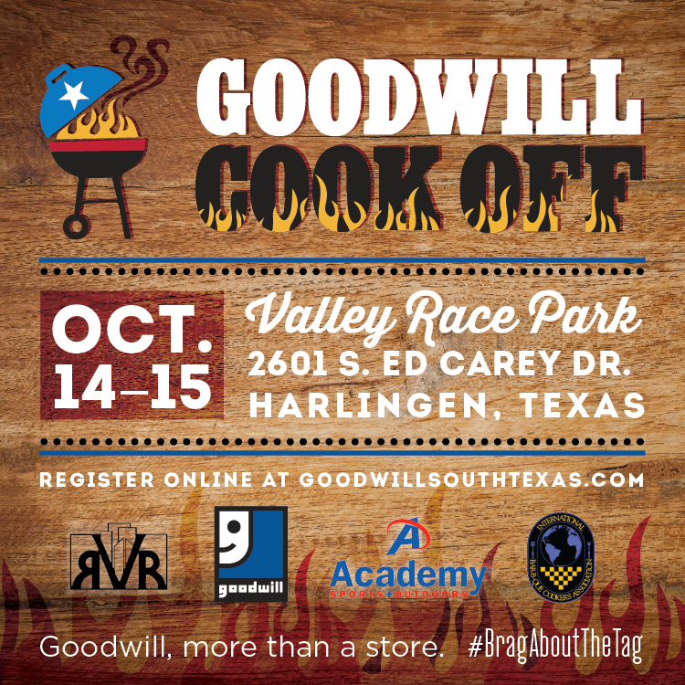 2016 Goodwill Cook Off