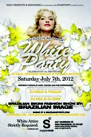 THE 9TH ANNUAL WHITE PARTY 2012