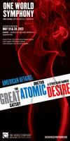 One World Symphony American Affairs: Great • Atomic • Desire