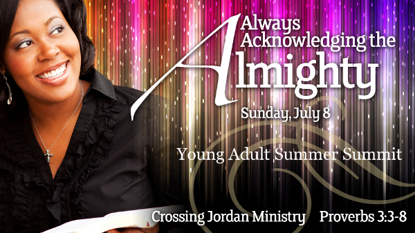 Zion Missionary Baptist Church Young Adult Summit 2012