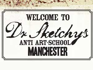 Dr Sketchy's Anti Art-School