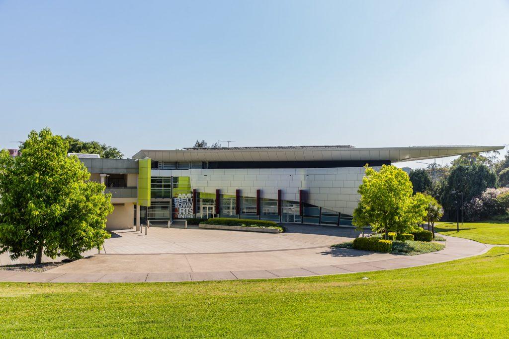 Campbelltown Arts Centre; photo: Nikki To