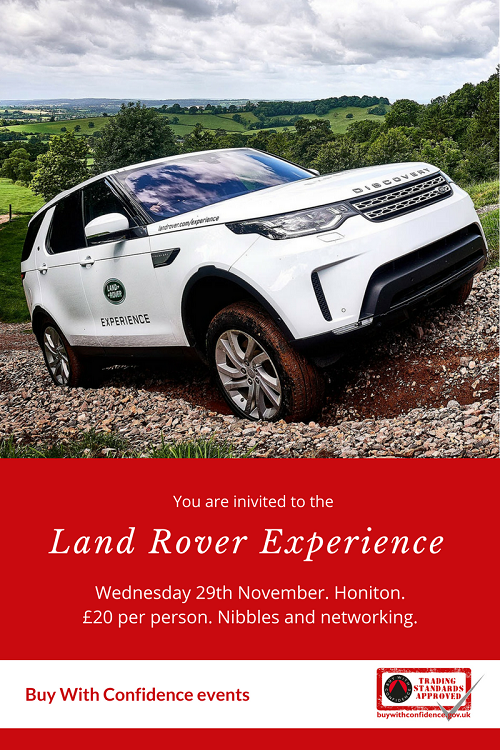 BWC Land Rover Event