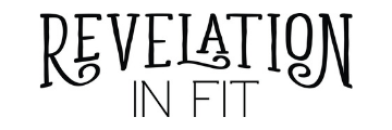Revelation in Fit logo