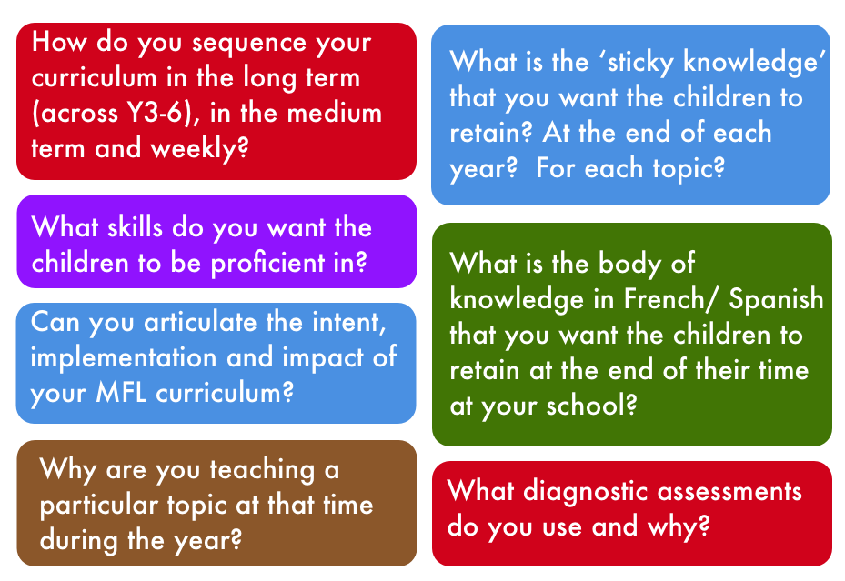 Are you ready for a 'deep dive' into your KS2 MFL curriculum