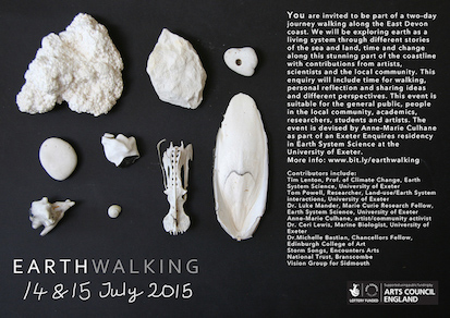 earthwalking poster