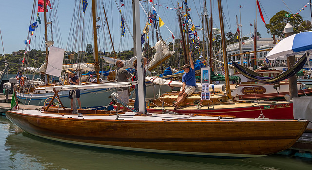 25th Annual Wooden Boat Show