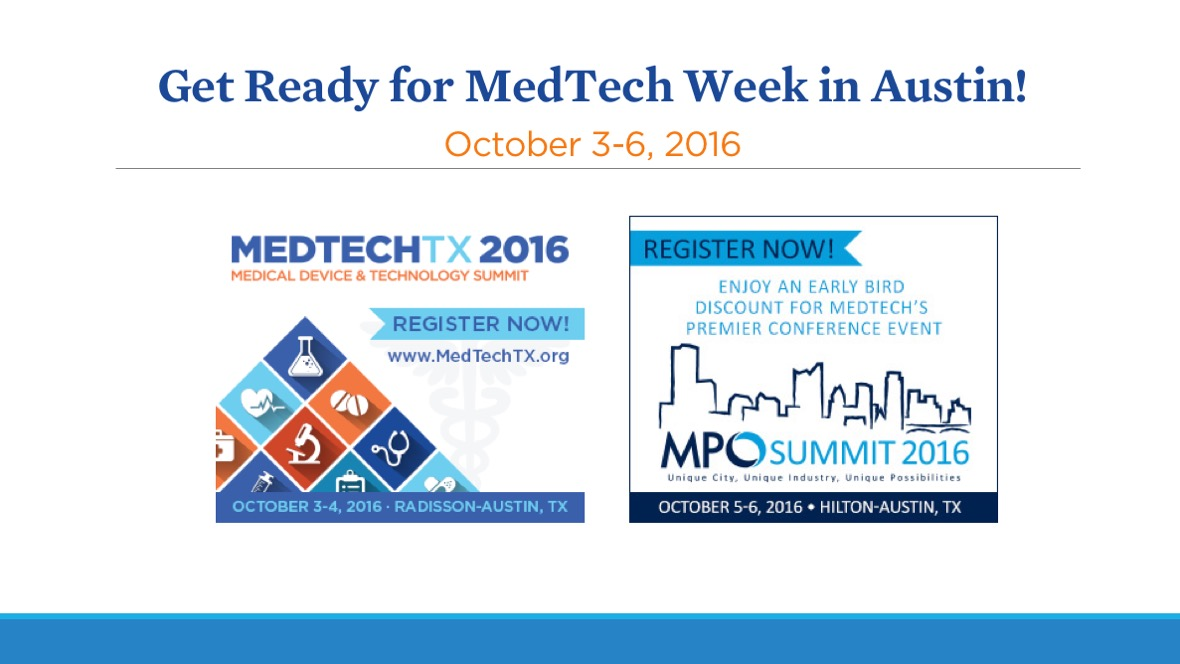 MedTech Week in Austin