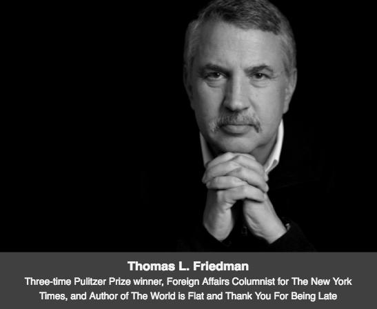 Thomas L. Freidman